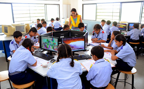 uses of computer in education